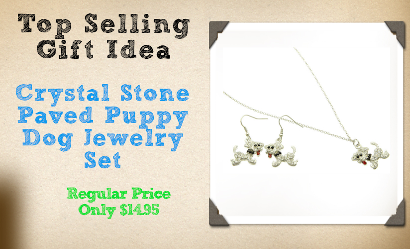 http://www.occasions-gift-giving.com/pd-crystal-stone-paved-puppy-dog-jewelry-set-in-matt-silver-tone.cfm