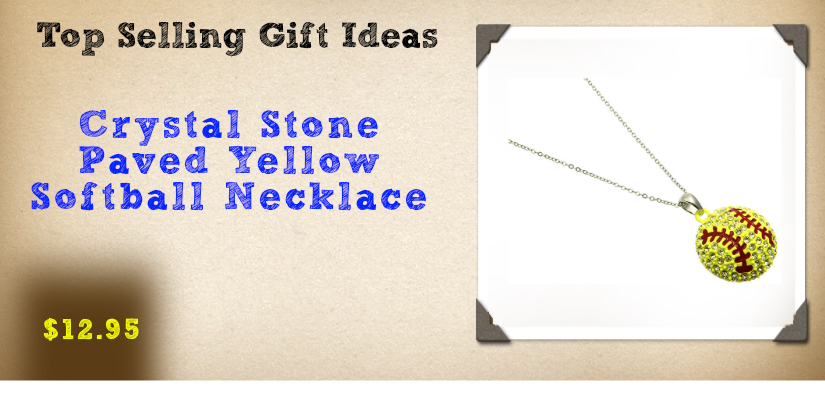 http://www.occasions-gift-giving.com/pd-crystal-stone-paved-yellow-softball-necklace.cfm
