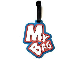 My Bag ~ Travel Suitcase ID Luggage Tag and Suitcase Label