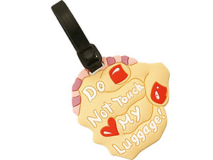 Do Not Touch My Luggage ~ Travel Suitcase ID Luggage Tag and Suitcase Label