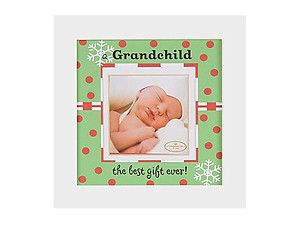 Grandchild Christmas Frame