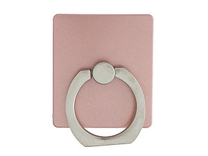 Rose Square Premium Universal Smartphone Mount Ring Hook