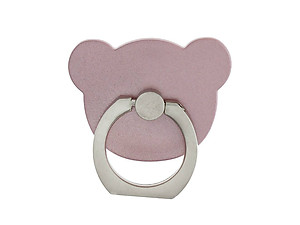Rose Bear Head Premium Universal Smartphone Mount Ring Hook