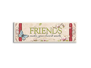 Friends Mini Plaque