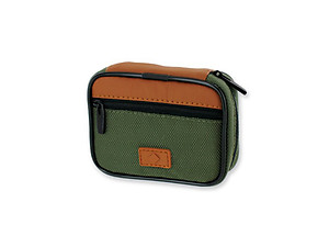 Green Men's 8 Compartment Pill & Vitamin Case