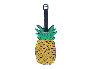 Pineapple ~ Travel Suitcase ID Luggage Tag and Suitcase Label