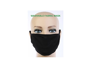 Fashionable Protective Face Mask Washable Reusable ~ Style 851D