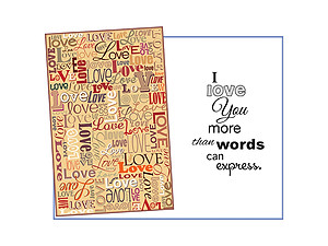 More Than Words ~ Valentine's Day