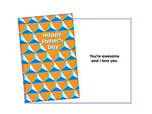 You're Awesome ~ Father's Day Card