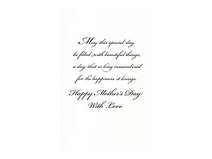 This Special Day ~ Mother's Day Card