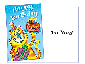 Happy Birthday To You ~ Happy Birthday Card