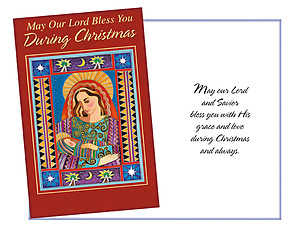 His Grace And Love ~ 6 Pack Holiday Greeting Cards