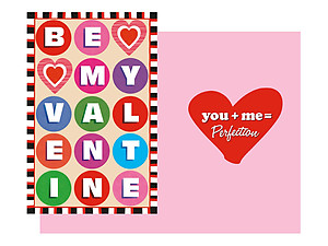 You + Me ~ Valentine's Day Card