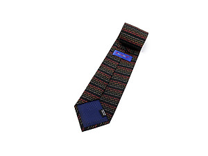 #1 Dad Novelty Tie
