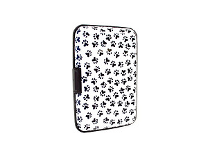 Animal Paws Aluminum Wallet Credit Card Holder With RFID Protection