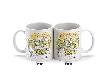 Everlaughing Life Mug - Heaven, A Gated Community