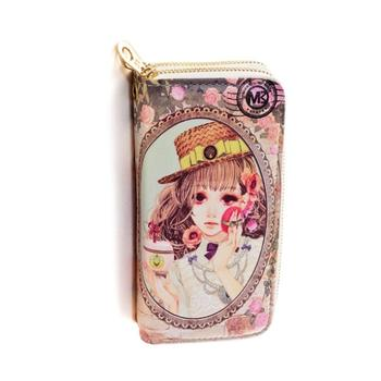 Michael Michelle 'Sassy Girl' Fashion Printed Wallet (4217SG)