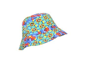 Ancient Inca Pattern Fashion Bucket Hat