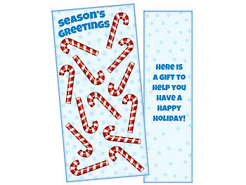 A Gift To Help You ~ Christmas Holiday Gift Card or Money Holder