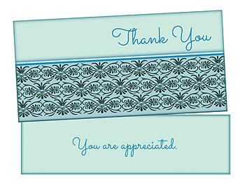 You Are Appreciated ~ Gift Card / Money Holder