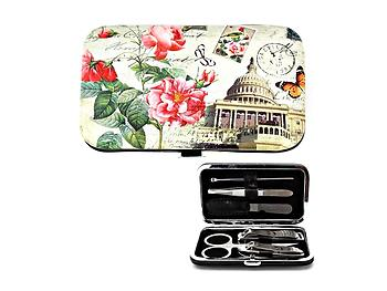 US Congress Rose Romantic Journey Manicure Set